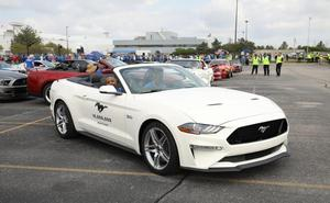 Ford fabrica diez millones de Mustang