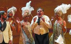 La historia «alocada» de 'La italiana en Argel' regresa a Donostia de mano de la Quincena Musical