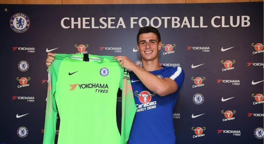 Kepa se despide del Athletic y es presentado con el Chelsea