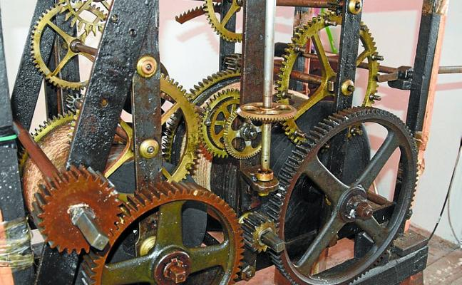 159 años del reloj de San Martín