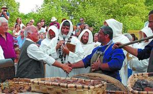 Mañana se celebra la XI edición del Día del Hierro en Urdazubi