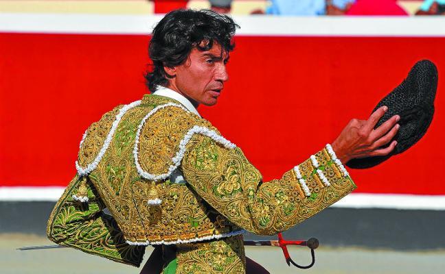 Curro Díaz: «Aspiro a que el público identifique mi toreo incluso viéndome de espaldas»