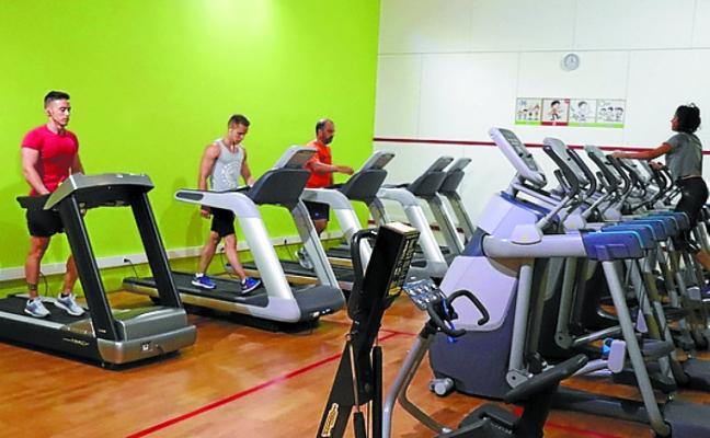 Las instalaciones deportivas municipales iniciaron su actividad