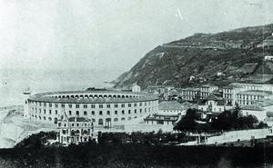 1903. La «galanura, gallardía y airosa belleza» del Chofre
