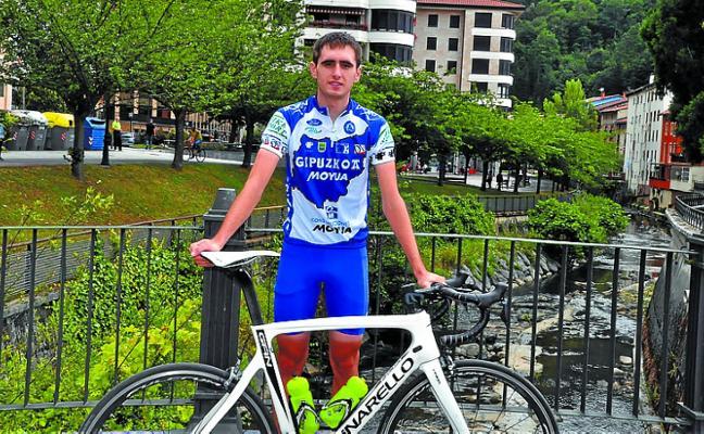 Javier Isasa, a Francia con la selección de Gipuzkoa