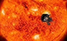 La sonda Parker ya viaja hacia el Sol