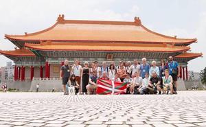 Tolosako KUP abesbatza Taiwanen izan da nazioarteko jaialdian