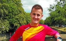 Iraitz Arrospide: «Si estar aquí es más que un sueño, una medalla por equipos sería alucinante»