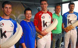 Galarreta acoge desde hoy el campeonato Kutxabank de remonte