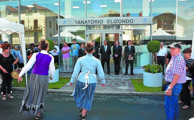 Tanatorio Baztan Bidasoa abre sus puertas en Elizondo