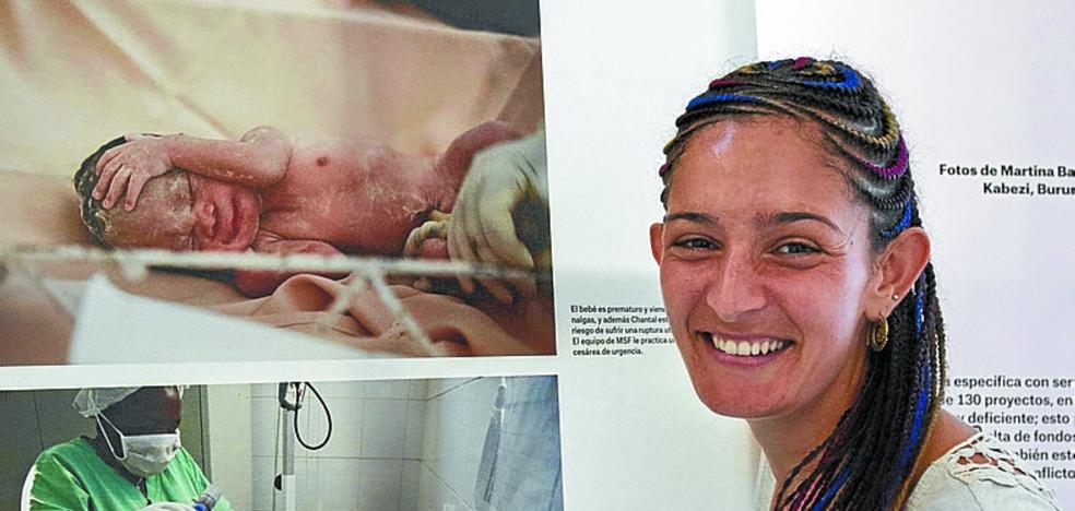 Justina Aguerre Gogorza: «Lloras de impotencia cuando una mujer muere porque no puede llegar a un hospital a parir»