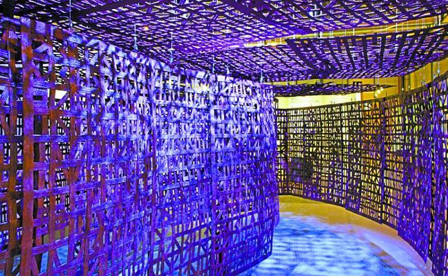 El Centro Botín acogerá una exposición de la donostiarra Cristina Iglesias en octubre