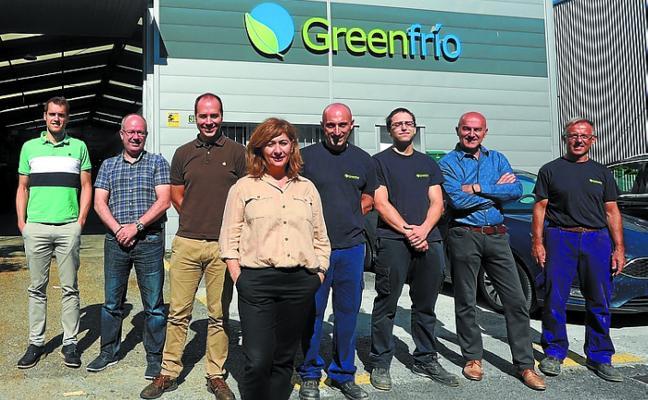 Greenfrío, creada por extrabajadores de la firma quebrada, se consolida