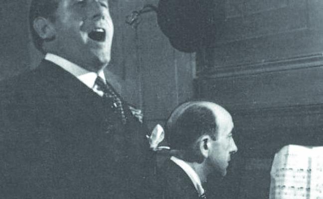 Cristóbal Altube, tenor inolvidable