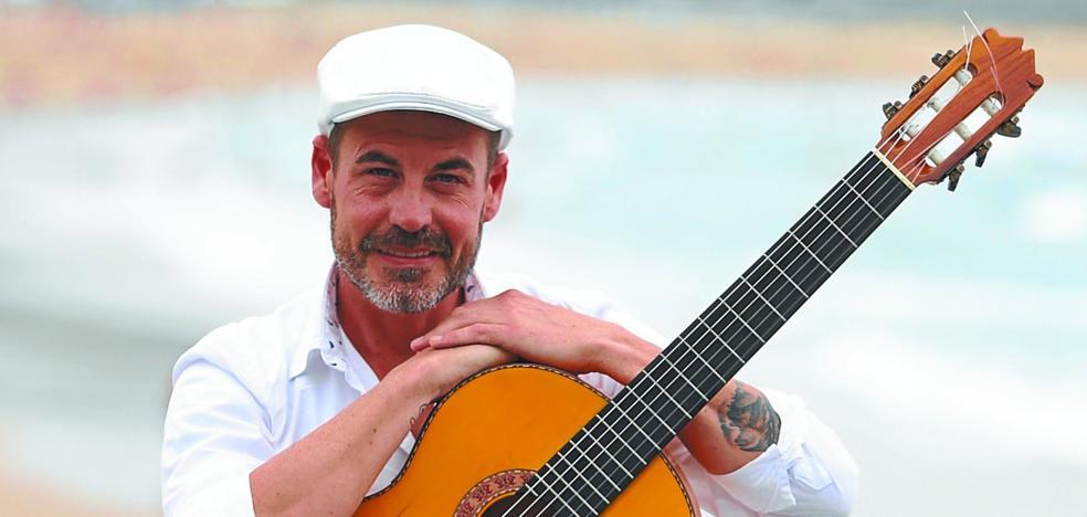 Óscar Portugués: «No había ninguna pausa en mi vida, hasta dormido soñaba haciendo música»
