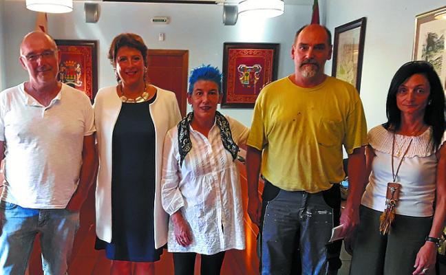 Arkatza y el Ayuntamiento convocan el XVI concurso de pintura al aire libre
