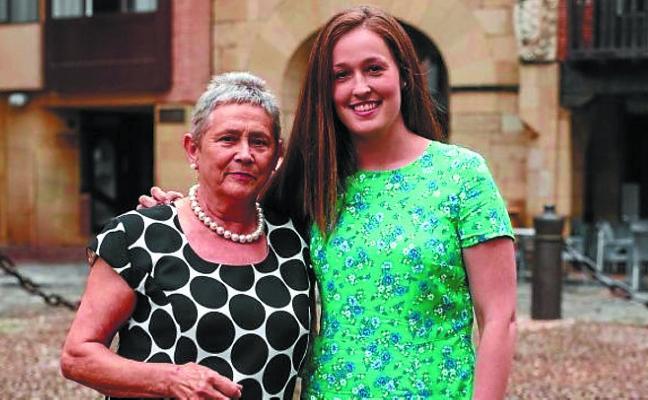 Mari Carmen Ariztizabal e Igone Solaegi entregarán el bastón de mando
