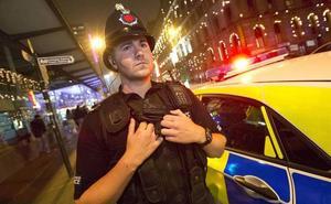 Un tiroteo en Mánchester deja al menos diez heridos