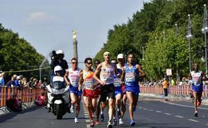 Dos medallas en maratón cierran el Europeo de la renovación