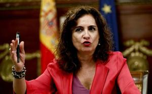 Montero abre la puerta a retrasar los Presupuestos más allá de septiembre