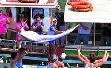 Donostiarra B repite en Pasaia y caza en el liderato a Camargo