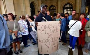 Insisten en exigir más recursos para atender a los inmigrantes en Donostia