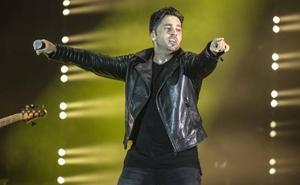 A pedradas contra Bustamante durante su concierto en Elche