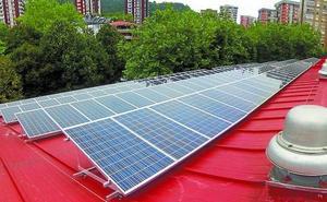 La industria fotovoltaica vasca confía en obtener negocio con la apuesta de la UE por las renovables