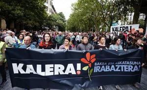 Una manifestación en Bilbao pedirá una hoja de ruta para la excarcelación de los reclusos