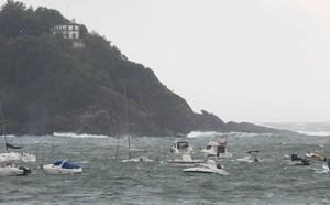 Activado el aviso amarillo por impacto en la costa del oleaje para la tarde de este lunes