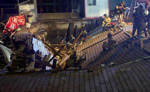 Más de 300 heridos en Vigo tras desplomarse parte del paseo marítimo en un concierto