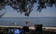 La isla de Lesbos, tres años después