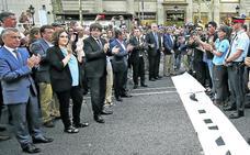 El Gobierno Vasco no irá a Barcelona a los actos del 17-A y esquivará la polémica