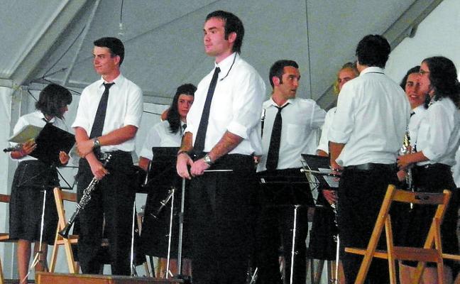 La banda de música, mañana en Ondarroa