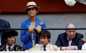 El Rey emérito Don Juan Carlos reaparece en la Semana Grande donostiarra