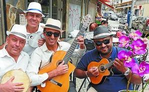 «En Brasil 'samba' es igual a 'religión' y si no sabes tocar, no tocarás»