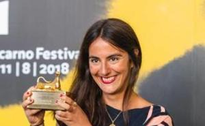 Elena López Riera gana en Locarno un premio para su corto