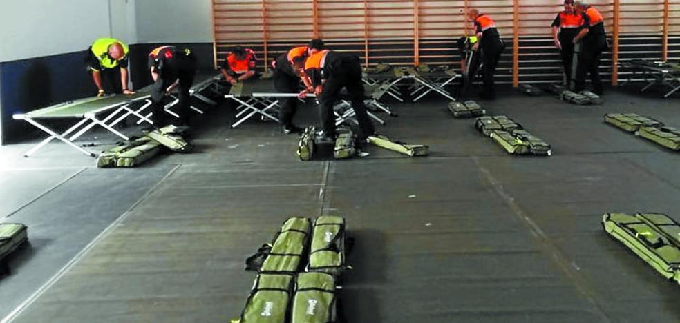 Irun habilita un nuevo recurso con 70 plazas para migrantes en tránsito