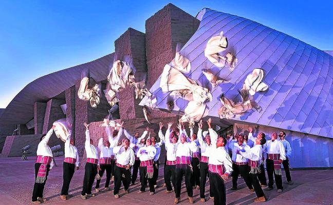 Los Sabandeños abren este viernes una nueva edición de Bidasoa Folk