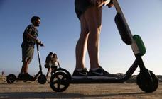 Polémica en Los Ángeles por los patinetes eléctricos