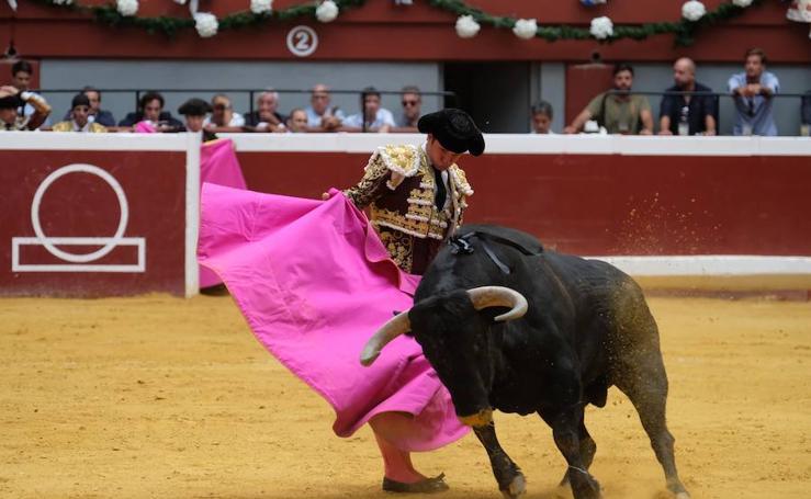 Los mejores momentos de la última feria de toros de la Semana Grande donostiarra
