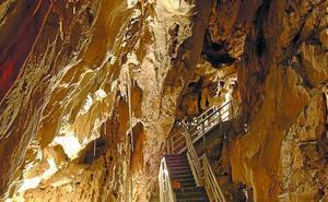 Las históricas cuevas de Arrikrutz