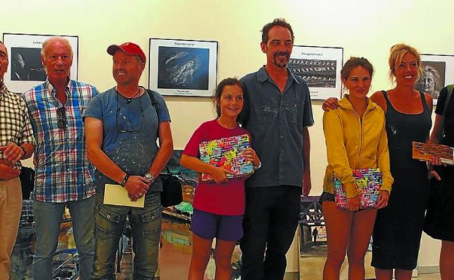 Durá gana el concurso de pintura al aire libre de Zumaia
