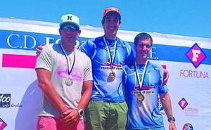 Incontestable victoria de Lander Rodríguez en la Getaria-Donostia