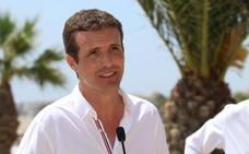Casado advierte al Gobierno de su rechazo «frontal» a una subida de impuestos
