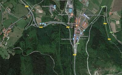 La Ertzaintza busca al autor de un atropello a dos ciclistas en Zestoa