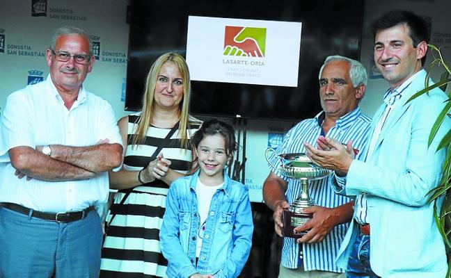 El premio Ayuntamiento de Lasarte-Oria se lo adjudicó 'The Last One'