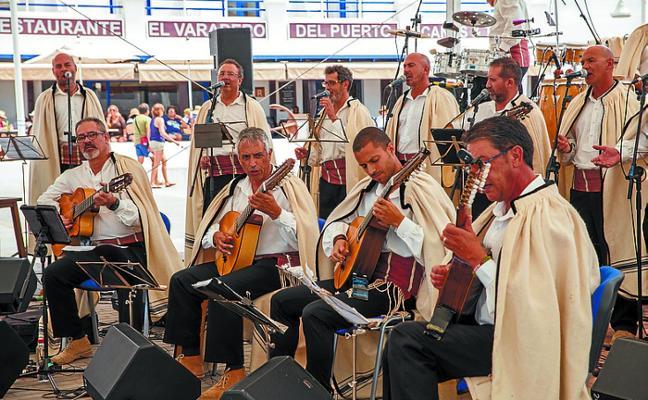 Los Sabandeños inauguran hoy el 'XVIII Bidasoa Folk'