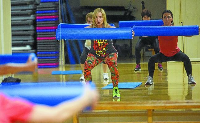 Los polideportivos ofertan 387 cursos para el último trimestre del año