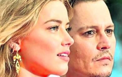 Depp acusa a su 'ex' de defecar en la cama